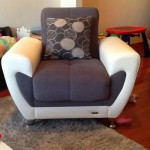 Armchair-San Francisco-Upholstery-cleaning